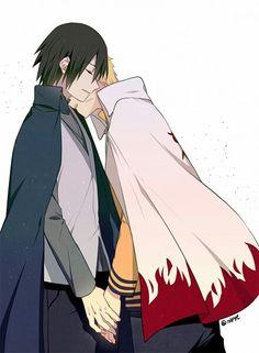 Imagem de naruto, sasuke, and narusasu
