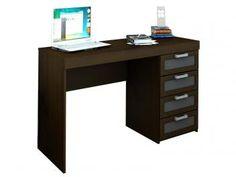 Escrivaninha/Mesa para Computador 4 Gavetas - Politorno Malta