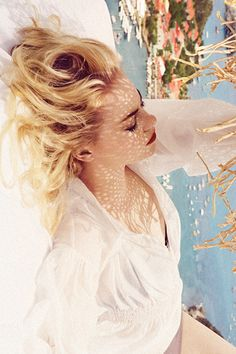 Emma Stone for Vanity Fair, August 2011