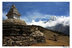 photos of sacred places | The Himalayas sacred places..., a photo from Sagarmatha, East ...