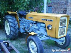 Traktor Ursus C360 Classic Tractor, Old Tractors, Heavy Equipment, Cars Motorcycles, Antique Tractors, Vintage Tractors