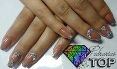 Nails, Beauty, Work Nails, Finger Nails, Ongles, Nail, Sns Nails