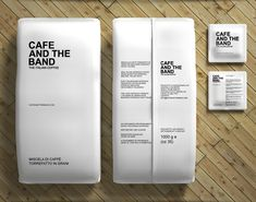 minimal packaging design by Outright Group at Coroflot.com