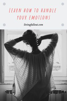 """Perhaps you have some #emotions pent up and you're unsure of how to overcome them. Consider that handling your situation may just take a different #viewpoint. Host of the #LivingFullOut show shared that, """"sometimes, we have to look outside of ourselves to see what changes we need to make."""" To hear more ways on how to deal with the feelings you are having, visit the show, """"Learn how you can control your emotions by being courageous as you live full out,"""" at livingfullout.com/radio-show/"""
