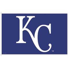 Kansas City Royals MLB 3x5 Banner Flag (36x60)