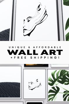 Are you looking for the best way to decorate your home or office? Discover our unique posters created by talented artists! Our posters are available in 3 different sizes and are printed on premium, fingerprint resistant photo paper with a slightly glossy finish. From hand painted artworks to stunning photography, our designs are unique and affordable. We also offer free shipping to the USA and most countries in the EU! Unique Poster, Stunning Photography, Unique Wall Art, Artwork Prints, Decorating Your Home, Countries, Artworks, Posters, Hand Painted