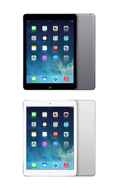 Apple iPad Air 2.... or I could use just a refurb on my current iPad so that sound and video out would work.  :-)