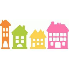Silhouette Design Store - Search Designs : buildings