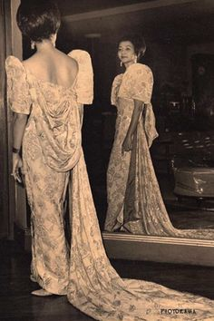 What has happened to our national dress, the Philippine terno? Though it remains an inherent part of our rich culture, it has certainly evolved. Philippines Outfit, Philippines Fashion, Philippines Culture, Filipino Art, Filipino Culture, Filipino Fashion, Asian Fashion, Filipino Wedding, Filipiniana Dress