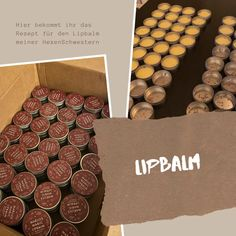 Marah Woolf, Lipbalm, Place Cards, Place Card Holders