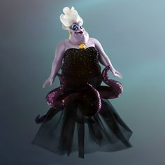 Limited Edition Ursula Doll - 17'' 2000