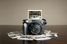 Wouldn't go anywhere without my instant camera - that makes it another festival #musthave #BBFEST #beginningboutique