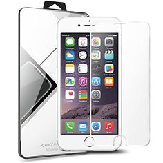 iPhone SE Screen Protector Antibacterial Tempered Glass Screen Protector iPhone 5S5C5SE icroo Aline Worlds Thinnest Ballistics Glass 99 Touchscreen AccurateLifetime Warranty * Read more at the affiliate link Amazon.com on image.