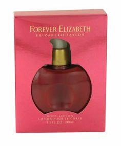 Forever Elizabeth by Elizabeth Taylor Body Lotion 3.4 oz for Women