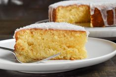 Our tropical holiday inspired coconut pineapple cake is a coconut lover's dream, perfect for dessert or afternoon tea! It is easy to make and bursting with moist coconut and fruity pineapple flavour, topped with a coconut icing. Make it today and enjoy every bite!