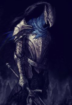 Artorias the Abysswalker by Vulpes-Ibculta.deviantart.com on @DeviantArt