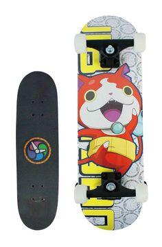 Yokai Watch Jibanyan Skate Board from Japan Free Shipping