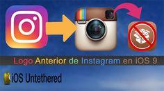 Instagram: Como Cambiar el nuevo Logo por el Icono Anterior en iOS