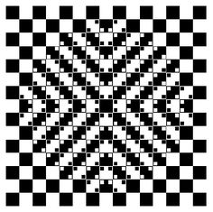 Are the lines curved or straight?