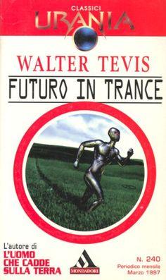 240  FUTURO IN TRANCE 3/1997  MOCKINGBIRD (1980)  Copertina di  Marco Patrito   WALTER TEVIS