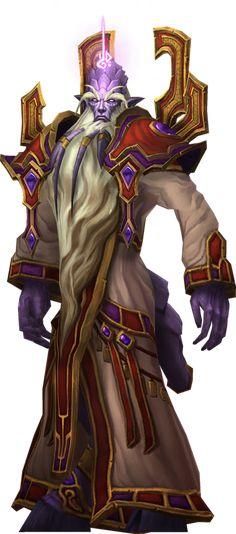 Velen, The Prophet