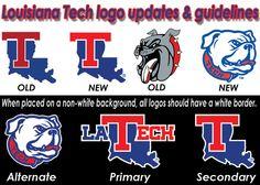 LA Tech logos