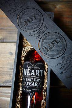Heart Bottles by PUBLIC
