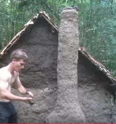 Account Temporary On Hold - Allen Williams - Account Temporary On Hold how to build daub and wattle hut - Bushcraft Camping, Bushcraft Knives, Camping Survival, Survival Prepping, Survival Skills, Bushcraft Skills, Survival Shelter, Wilderness Survival, Wattle And Daub