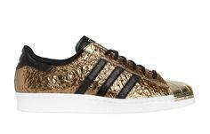 "adidas Originals Superstar 80s ""Metallic Toe"" Pack (Preview)"