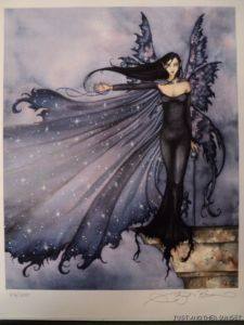 Amy Brown Fairy Moon Sprite
