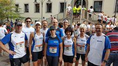 Das SPREITZER Running Team beim AOK Firmenlauf in Balinen 2017