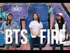 BTS(방탄소년단) _ FIRE (불타오르네) DANCE COVER from FRANCE