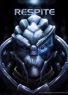 Mass Effect | Artwork byarkis