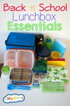 Back to School Lunchbox Essentials