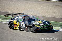 Haribo Racing team Mercedes AMG GT3