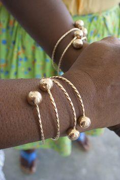 Belizean Bracelets......I had these but I lost my set so sad