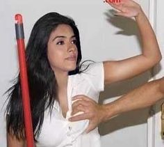 Asin sexually harassed