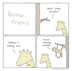 Poorly Drawn Lines – Animal Friends