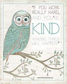 Thought of the Day: Be Kind