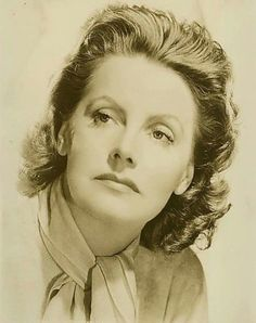 Very good; is an old #portrait of the #Star great actrees #gretagarbo an of they grands womans of the cinema in the Century XX ... ;-) <3 <3 <3 <3 <3 ...