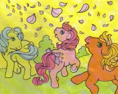 My Little Pony Vintage - Magazine