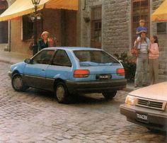 1988 Mercury Tracer LS2 (Mazda 323)