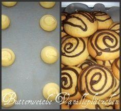 Butterweiche Vanilleplätzchen