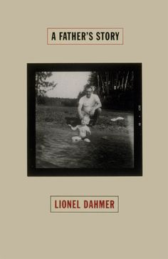 Book Cover. Designed by Carin Goldberg. Title: A Father's Story. Author: Lionel Dahmer. 1994.