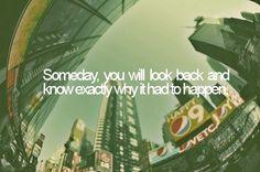 I hope so..