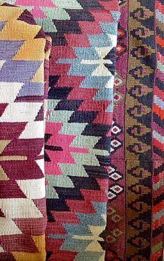 Kilim ... the ethnic bohemian trend
