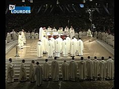 TV Lourdes - Live to the life the Sanctuary of Our Lady of Lourdes | Lourdes
