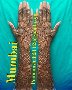 No automatic alt text available. Wedding Henna Designs, Latest Bridal Mehndi Designs, Indian Henna Designs, Full Hand Mehndi Designs, Mehndi Designs 2018, Modern Mehndi Designs, Art Designs, Khafif Mehndi Design, Dulhan Mehndi Designs