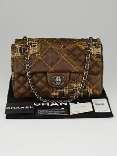 Fun and fabulous is what this Chanel bag is all about. With its incredible  combination e920c880d7128