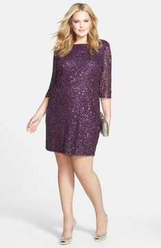 christmas party dresses for plus size women | STYLISH CURVES ...
